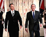 A Forum With Tony Blair: Is War The Answer?